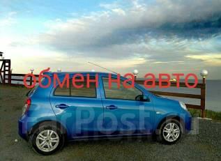 Nissan March. автомат, передний, 1.3, бензин, 109 тыс. км