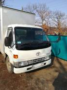 Toyota Dyna. Продается грузовик-фургон, 2 800 куб. см., 2 398 кг.
