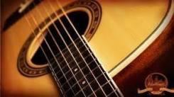 Обучаю играть на гитаре