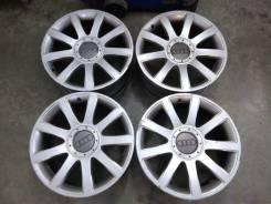 Audi. 8.5x18, 5x112.00, ET20, ЦО 57,1мм.