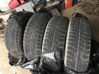 Bridgestone. Всесезонные, 2008 год, износ: 40%, 4 шт
