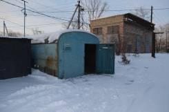 Гаражи металлические. улица Забойщика 1, р-н Храмцовка, 21 кв.м., электричество