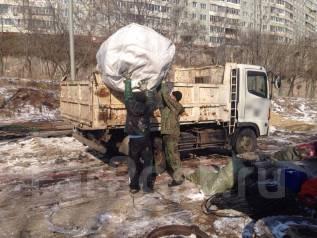 Услуги самосвала 5 тонн, вывоз мусора, грунта, снега
