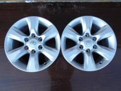 Toyota. 7.5x17, 6x139.70, ET25, ЦО 108,0мм.