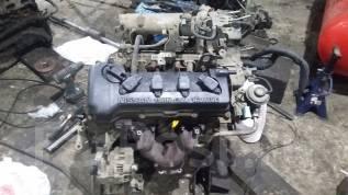 Двигатель в сборе. Nissan Sunny, FNB15, FB15 Двигатель QG15DE