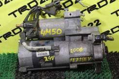 Стартер. Mitsubishi Canter, FE70DB Mitsubishi Fuso, FE70DB Двигатели: 4M50, 4M51