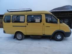 ГАЗ Газель Пассажирская. Продается пассажирская Газель, 2 400 куб. см., 13 мест