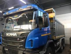 Scania P400. 6x4 Самосвал, 2 400 куб. см., 3 000 кг.