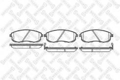 Колодки дисковые п.\ Nissan Tiida/Teana/Juke 1.6/1.8/1.5DCi 07>