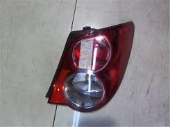 Фонарь (задний) Chevrolet Aveo (T300) 2011-, правый