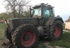 Fendt. Трактор 824