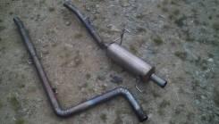 Глушитель. Honda Prelude Двигатель H22A