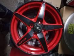 WOLF Wheels. x15, 4x100.00, ET48