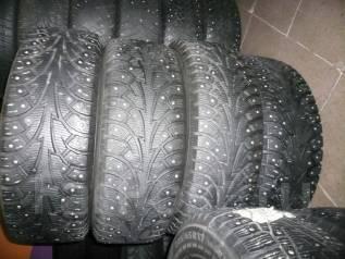 Hankook Winter i*Pike. Зимние, шипованные, 2012 год, износ: 5%, 4 шт