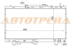 Радиатор TOYOTA Carina/Corona/Caldina 210 (1996-2002) двигателя 3SFE (трубчатый радиатор) SAT SG-TY0002-ST210