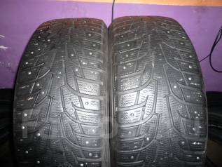 Hankook Winter i*Pike RS W419. Зимние, шипованные, износ: 20%, 2 шт