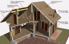 Производтво домов из сип панелей по технологии Экопан Акция -50%