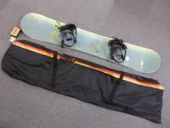 Сноуборд 148 см Morrow + чехол б/у Япония