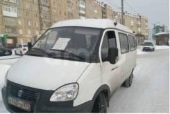ГАЗ 32213. Продам газель пассажирскую, 2 900 куб. см., 15 мест