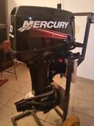Mercury. 30,00л.с., 2-тактный, бензиновый, нога S (381 мм), Год: 2012 год