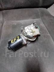 Мотор стеклоочистителя. Honda Civic, EF2 Двигатели: D15B, D15B1, D15B2, D15B3, D15B4, D15B5, D15B7, D15B8