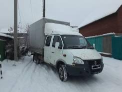 ГАЗ 330232. Продаётся ГАЗель 330232(фермер) 2008г. в., 3 000 куб. см., 1 500 кг.