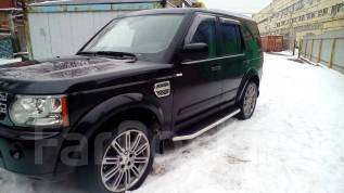 Land Rover Discovery. LR4