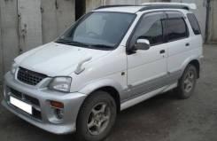 Daihatsu Terios. J100, HC