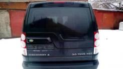 Дверь багажника. Land Rover Discovery, L319 Двигатели: 30DDTX, AJ126, 276DT, LRV6, 508PN, 306DT