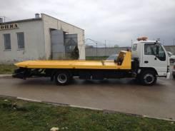 Isuzu NQR. Продаётся эвакуатор -75, 5 200 куб. см., 5 000 кг.