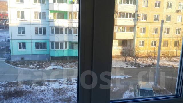 1-комнатная, проезд Новоникольский 8. 3 км, агентство, 36 кв.м. Вид из окна днем