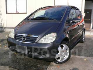 Mercedes-Benz A-Class. автомат, передний, 1.6, бензин, 69 000 тыс. км, б/п, нет птс. Под заказ