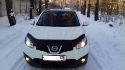 Nissan Qashqai. вариатор, 4wd, 2.0 (141 л.с.), бензин, 87 000 тыс. км