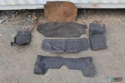 Обшивка багажника. Nissan Skyline, BCNR33, HR33, ER33, ECR33, ENR33