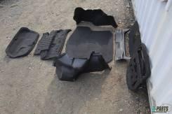 Обшивка багажника. Nissan Skyline, CKV36