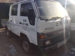 Toyota Hiace. Продам отличный грузовик, 2 400 куб. см., 1 000 кг.