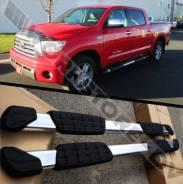 Подножка. Toyota Tundra, GSK51, UPK50, UPK51, UPK56, USK52, USK57 Двигатели: 1GRFE, 1URFE, 3URFE. Под заказ