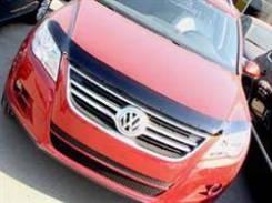Дефлектор капота. Volkswagen Tiguan Volkswagen Touareg