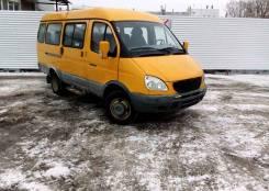 ГАЗ Газель. ГАЗ-322132 «ГАЗель», 2 500 куб. см., 13 мест