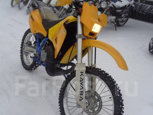 Suzuki TS200R. 200 куб. см., исправен, птс, без пробега