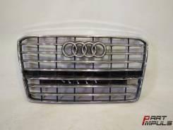 Решетка радиатора. Audi A8, 4H2, 4H8, 4HL, 4HC Audi S8, 4H2, 4H8 Двигатели: CDMA, CDRA, CDSB, CDTA, CDTB, CEJA, CEUA, CGTA, CGWA, CGWD, CGXA, CGXC, CH...