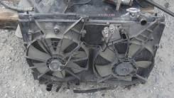 Радиатор охлаждения двигателя. Toyota Kluger V, MCU25, MCU25W, ACU20W, ACU25W Двигатель 2AZFE