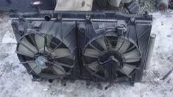 Радиатор охлаждения двигателя. Honda CR-V, RE4, RE5, RE, RE3, RE7 Двигатели: K24A, R20A2, K24Z1, R20A1, K24Z4