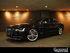 Audi S8. автомат, 4wd, 4.0, бензин, 42 000тыс. км, б/п. Под заказ