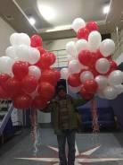 Воздушные шары, бесплатная доставка.