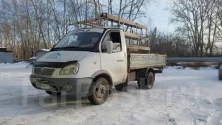 ГАЗ Газель. Двигатель 406 карбюратор Бензин+ГАЗ, ТОРГ, 2 400 куб. см., 1 500 кг.