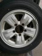 Suzuki. 6.0x16, 5x139.70, ET25, ЦО 108,0мм.