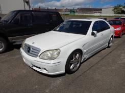 Крыло. Mercedes-Benz S-Class, W220