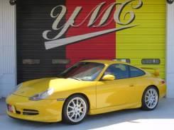 Porsche 911. механика, задний, 3.4, бензин, 57 700 тыс. км, б/п, нет птс. Под заказ