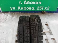 Dunlop DT-2. Зимние, без шипов, износ: 5%, 2 шт